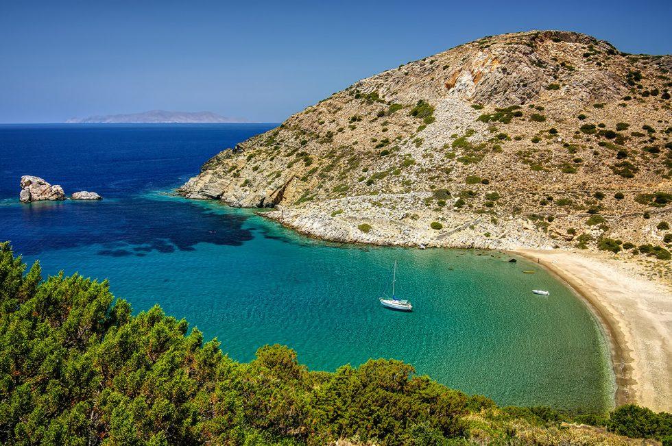 syros island beaches